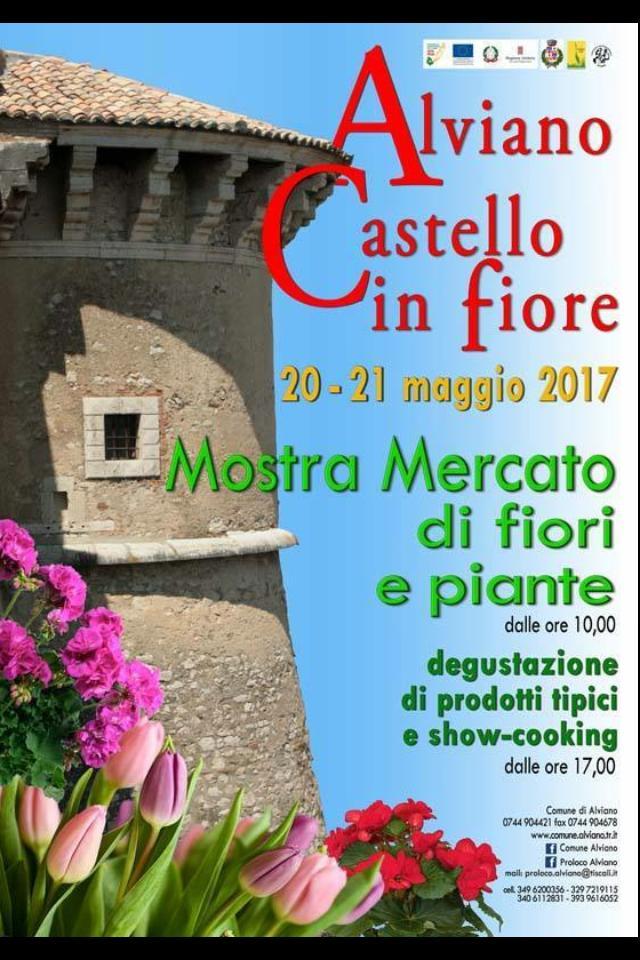 immagine Castello in fiore: 20-21 maggio