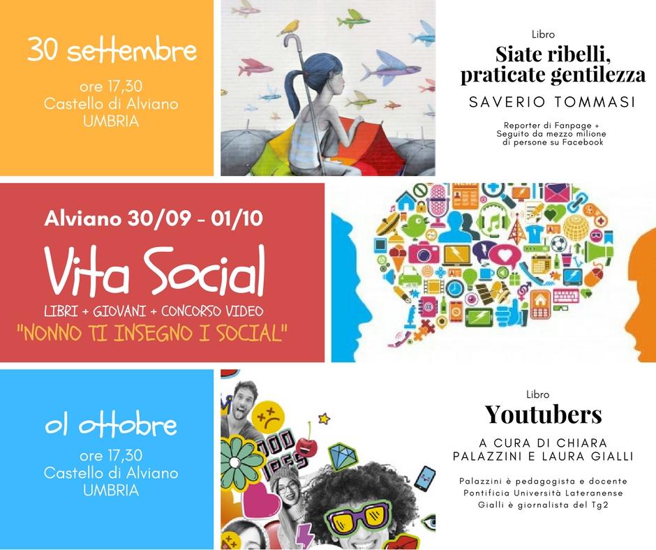 """immagine Vita social e concorso video """"Nonno ti insegno i social"""""""