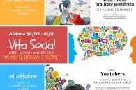 """Vita social e concorso video """"Nonno ti insegno i social"""""""
